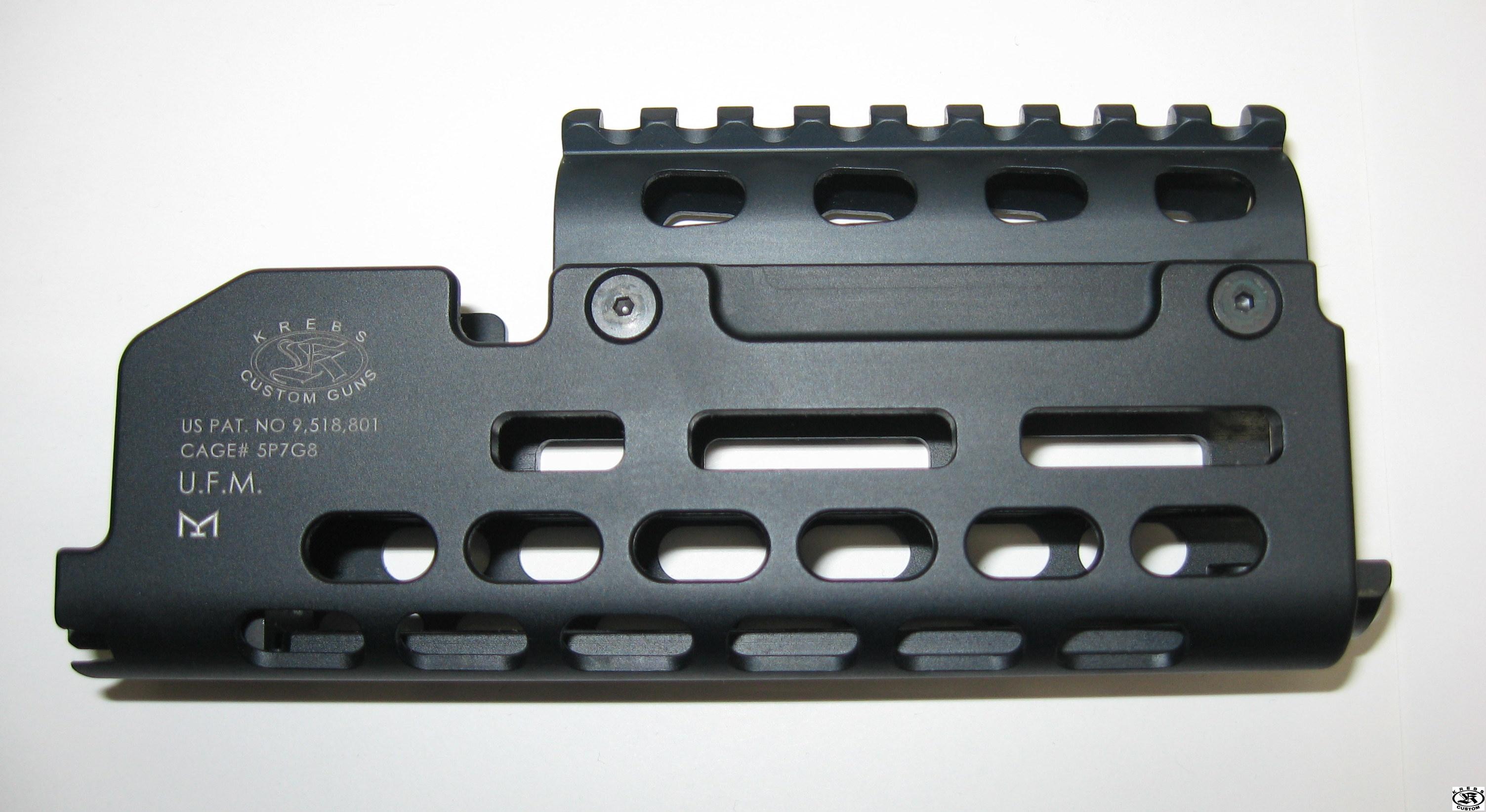 Krebs Custom M-LOK Fore-end for RPK AND VEPR FM-AK47&74 RIFLES SHORT